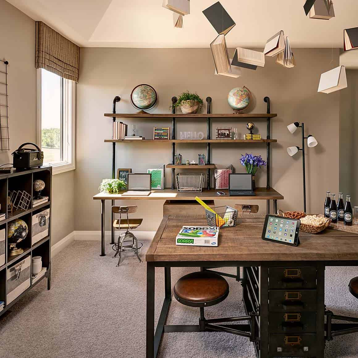 transitional-kids-craft-room