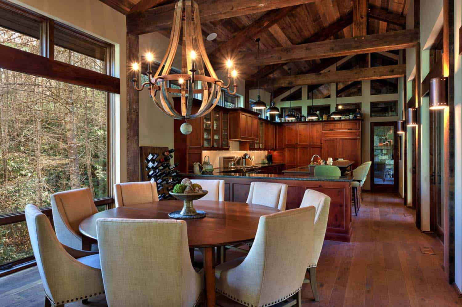 bridge-house-rustic-dining-room
