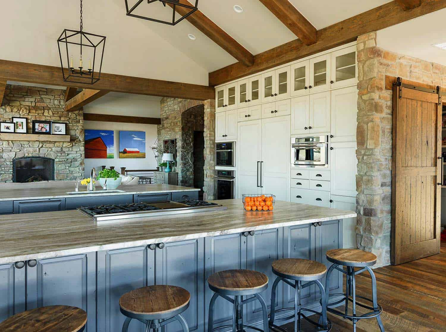 rustic-home-kitchen