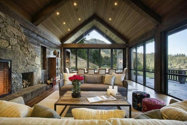 featured posts image for Rustic mountain lodge offers breathtaking views atop Mount Tamalpais