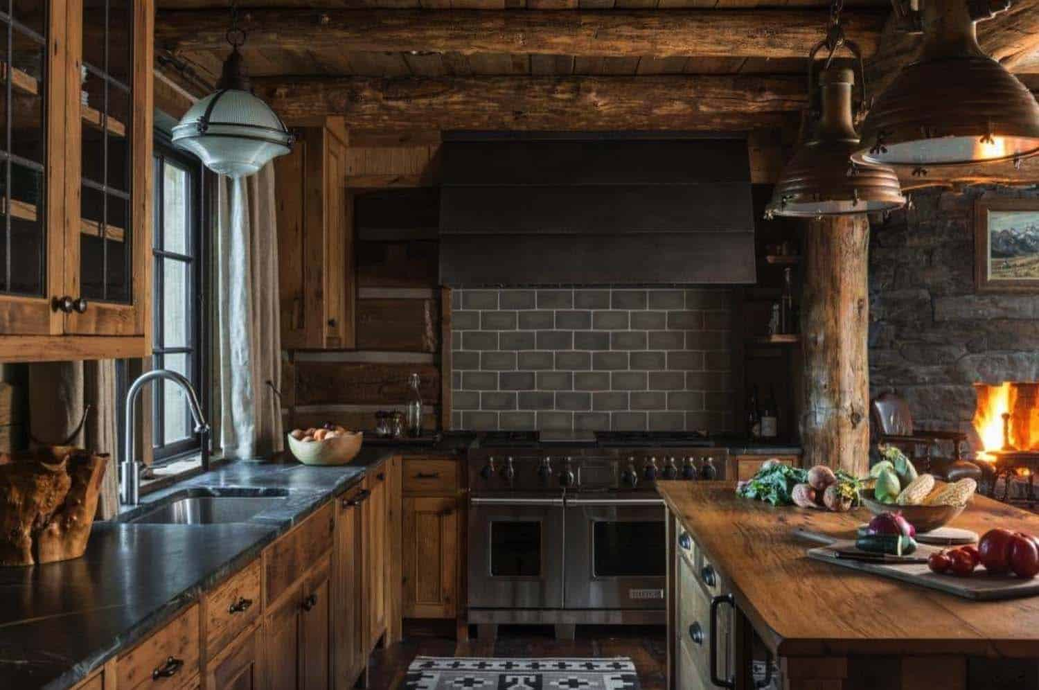 All Wood Kitchen Cabinets Montana