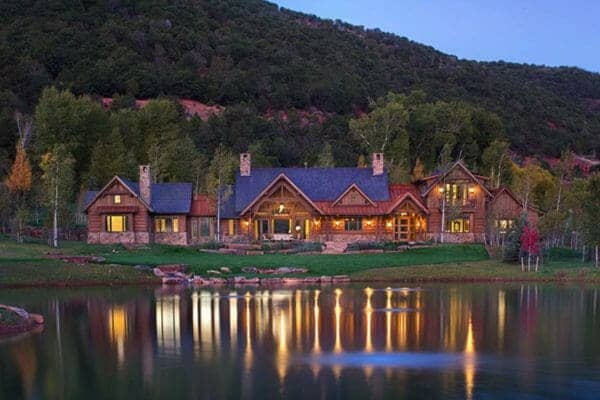 featured posts image for Inspiring ranch home nestled in the heart of Roaring Fork Valley, Colorado