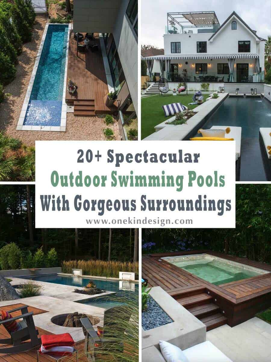 20+ Spectacular outdoor swimming pool ideas with gorgeous ... on ideas for family room, ideas for baby bed, ideas for bird bath, ideas for swimming pools, ideas for picnic table, ideas for landscaping, ideas for birdhouse, ideas for spa,