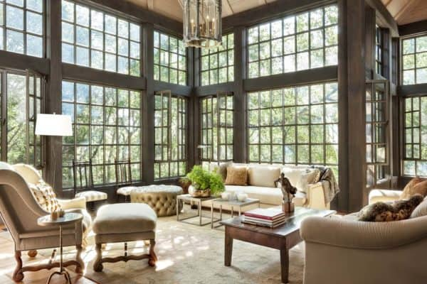 featured posts image for Gorgeous country house in Texas displays refined elegance
