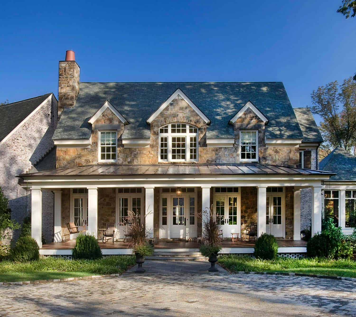 Apartments In Nashville Tn Under 1000: Gorgeous Stone Residence In Nashville Offers A Timeless