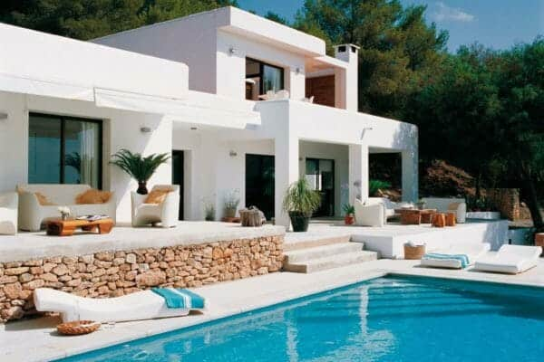 featured posts image for Mediterranean style home offers a tranquil lifestyle in Ibiza