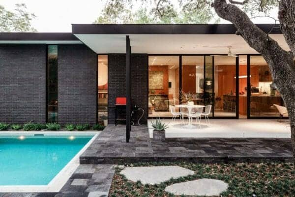 featured posts image for Mid-century modern home offers fresh and inspiring details in Austin