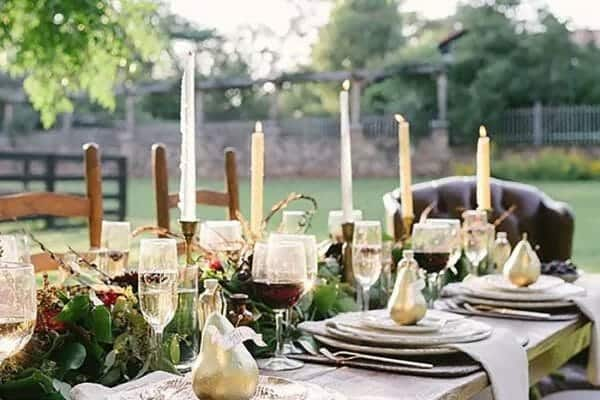 featured posts image for 30+ Fabulous Outdoor Decorating Ideas to Host a Fall Party