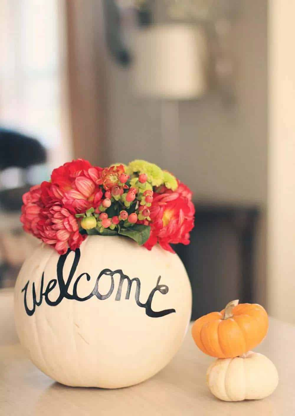 welcome-pumpkin-flowers
