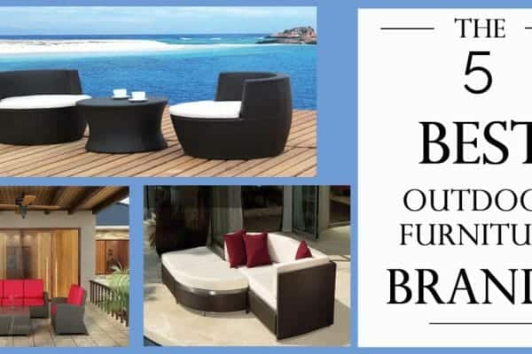 featured posts image for Outdoor Patio Furniture: 5 Best Brands To Check Out