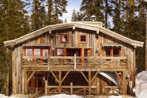 featured posts image for Winter dream cabin in the village of Sugar Bowl: Ski Barn