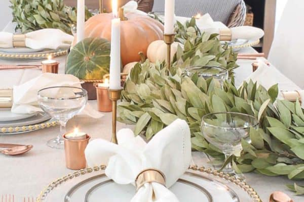 featured posts image for 25+ Beautiful And Elegant Centerpiece Ideas For A Thanksgiving Table