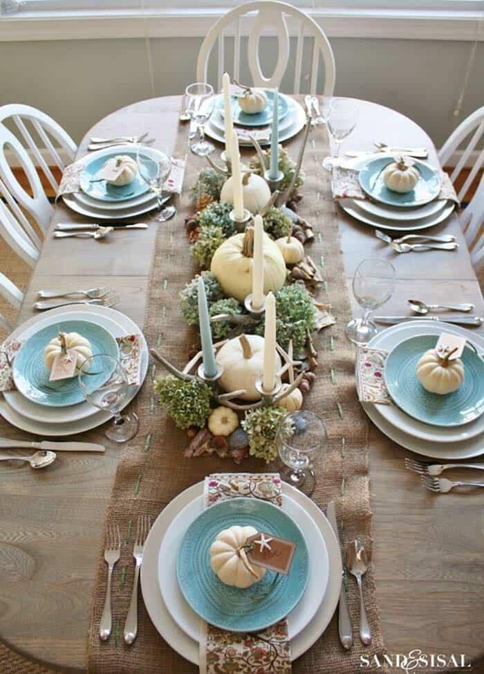 coastal-thanksgiving-table-centerpiece