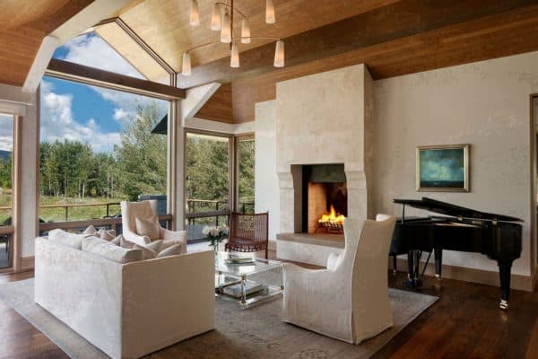 featured posts image for Cozy family retreat in Aspen showcases majestic mountain views