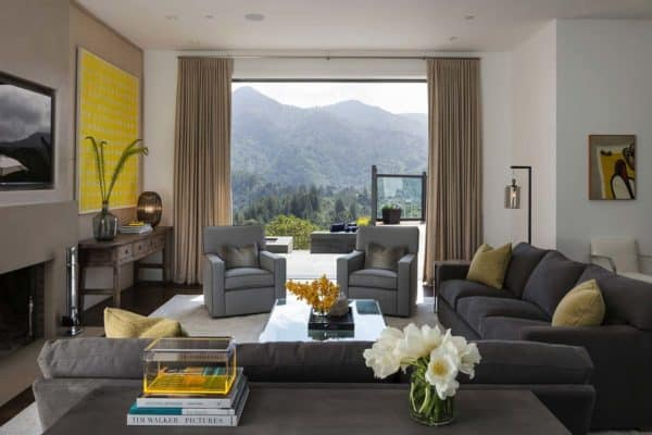 featured posts image for Contemporary residence opening up to fantastic views of Mount Tamalpais