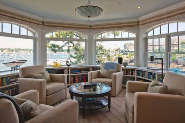 featured posts image for Historic oceanfront home in New England gets a fresh look: Sea Glass