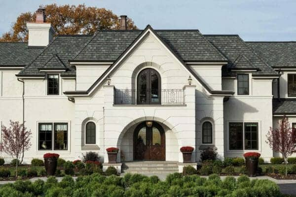 featured posts image for French chateau-inspired home nestled on beautiful Lake Minnetonka