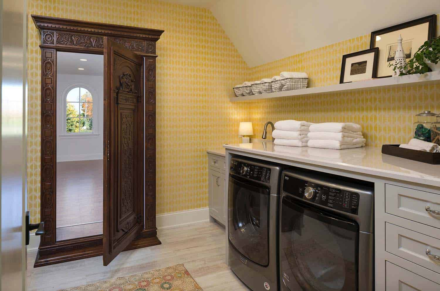 chateau-traditional-laundry-room