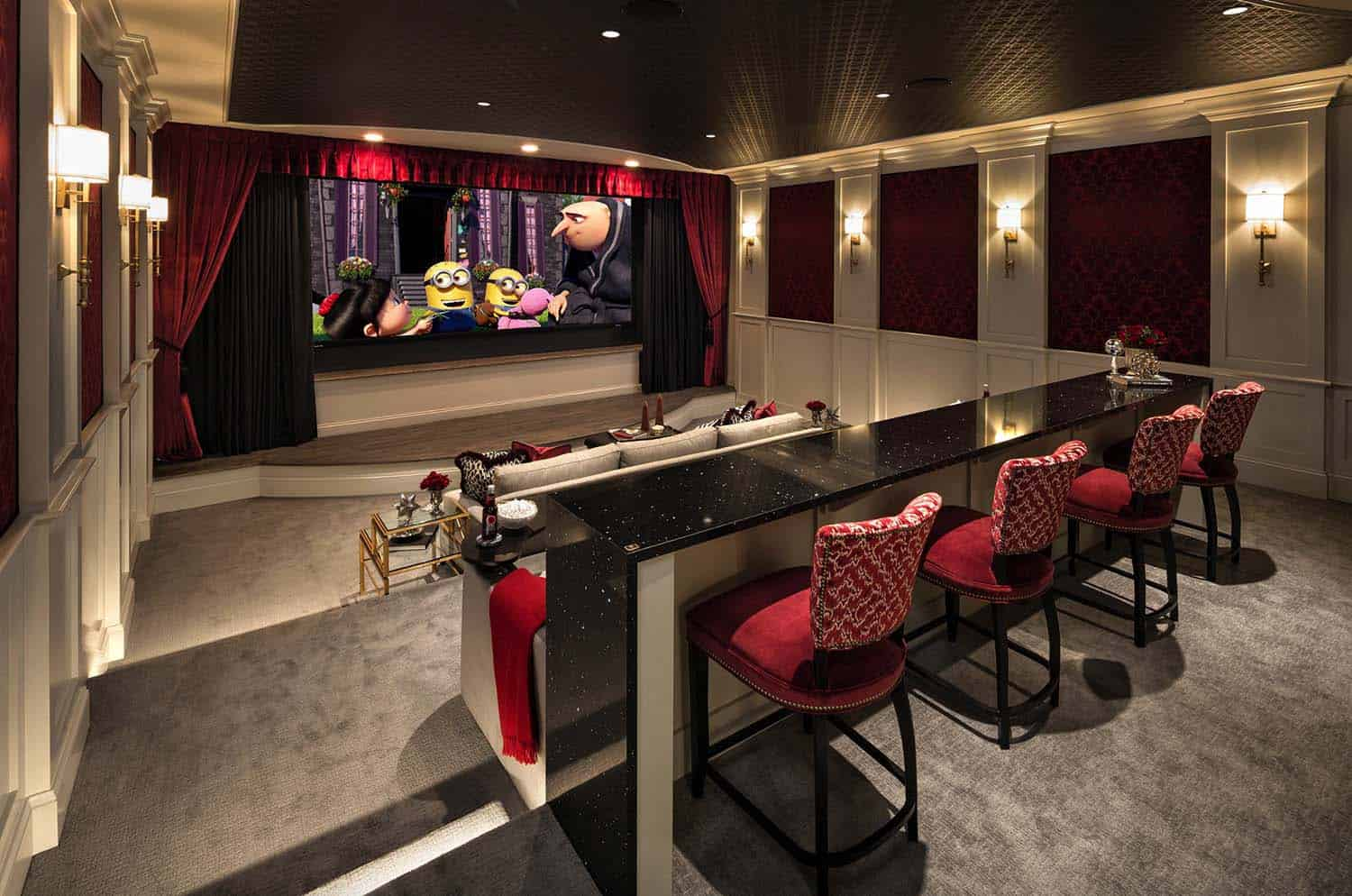 chateau-traditional-home-theater