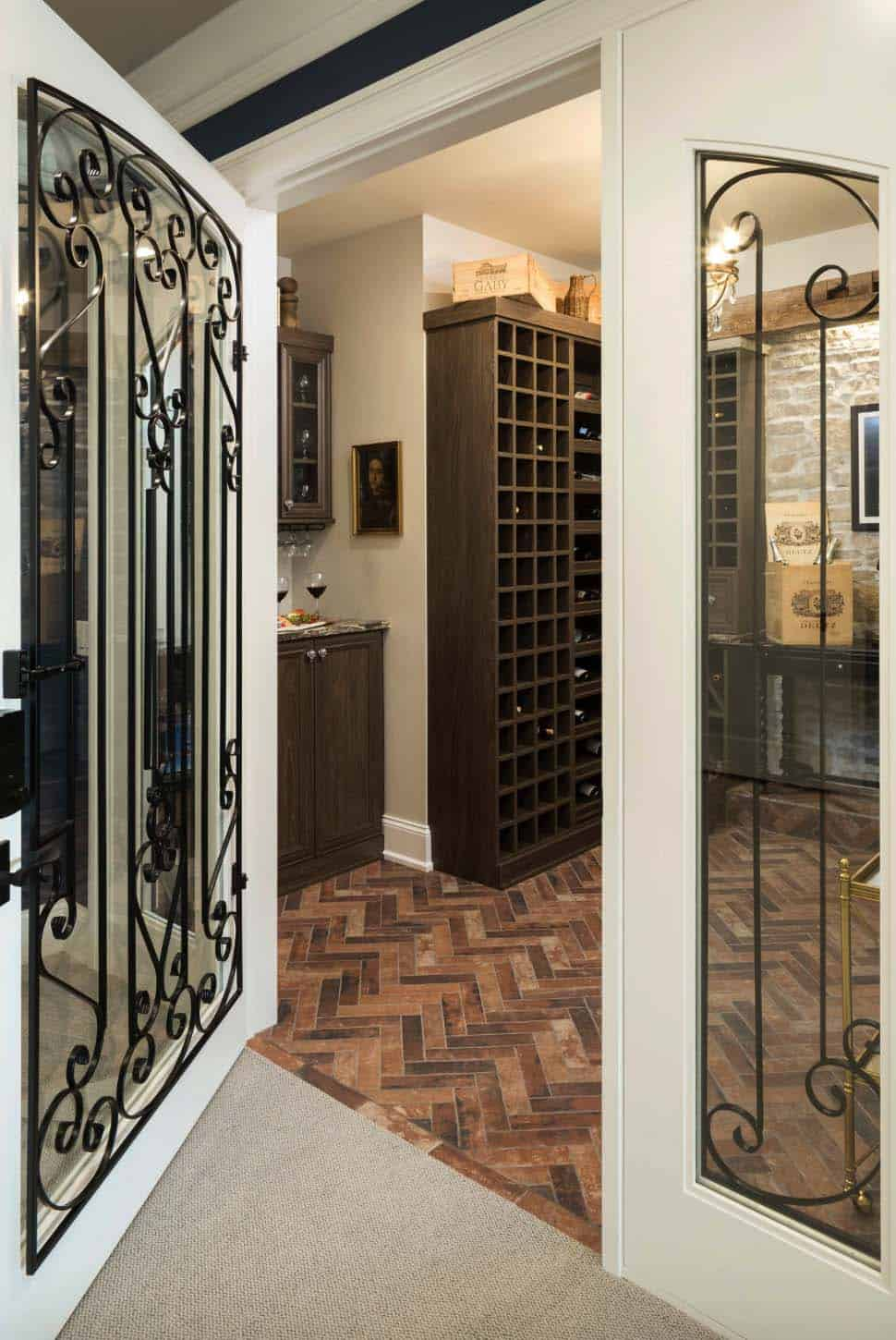 chateau-traditional-wine-cellar