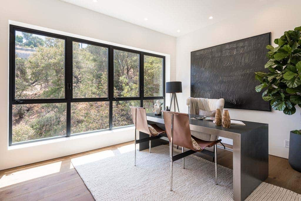 Darbo kambarys (Ia.) Luxury-Modern-Home-Design-19-1-Kindesign