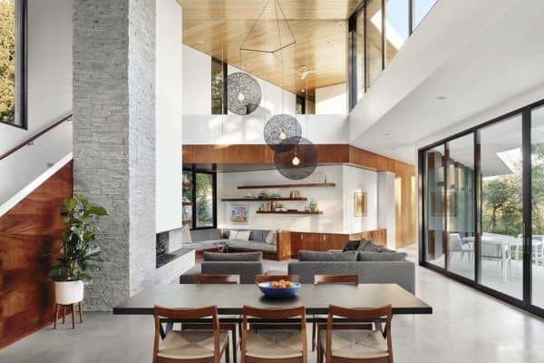 featured posts image for Texas Hill Country home inspired by traditional Japanese architecture
