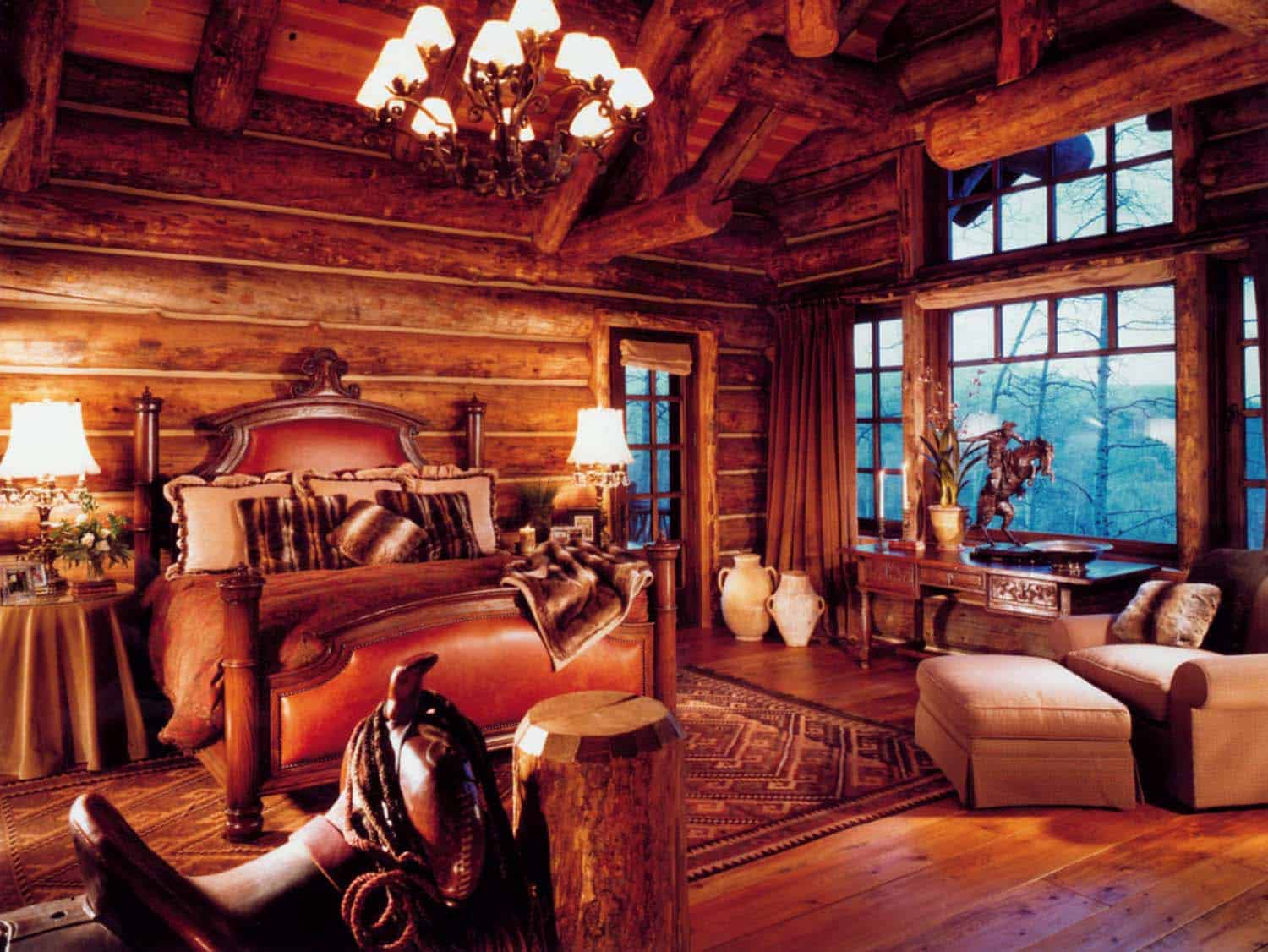 rustic-bedroom