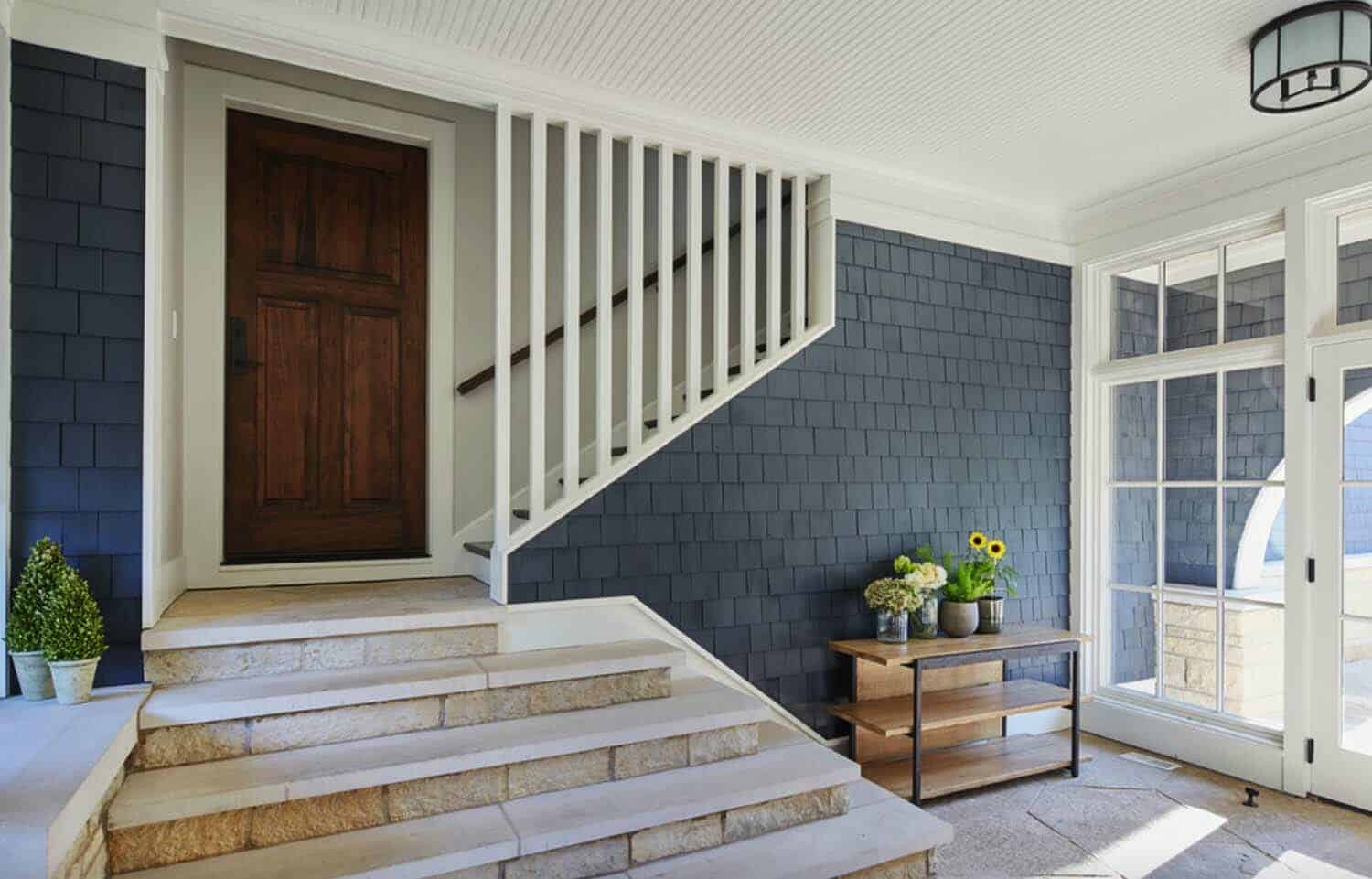 shingle-style-home-entry