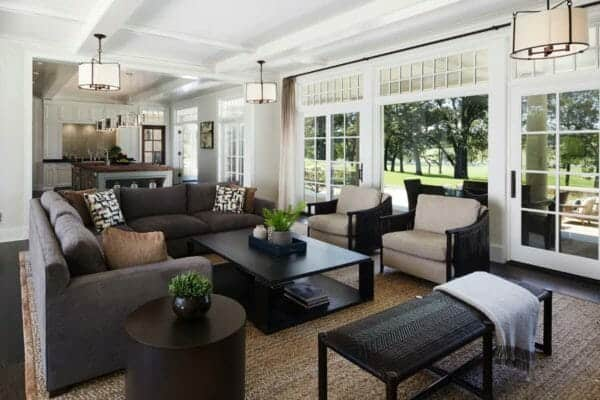 featured posts image for Shingle style home in Illinois features interiors with understated elegance