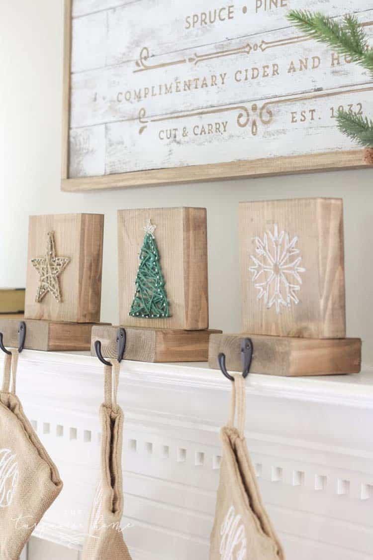 farmhouse-inspired-christmas-decor-diy-stocking-holders