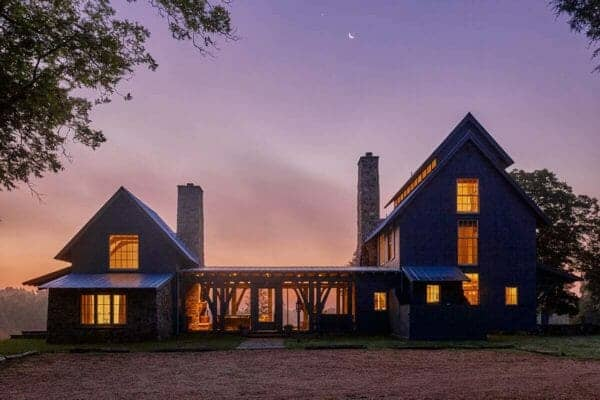 featured posts image for A farmhouse family retreat in South Carolina offers a relaxed lifestyle