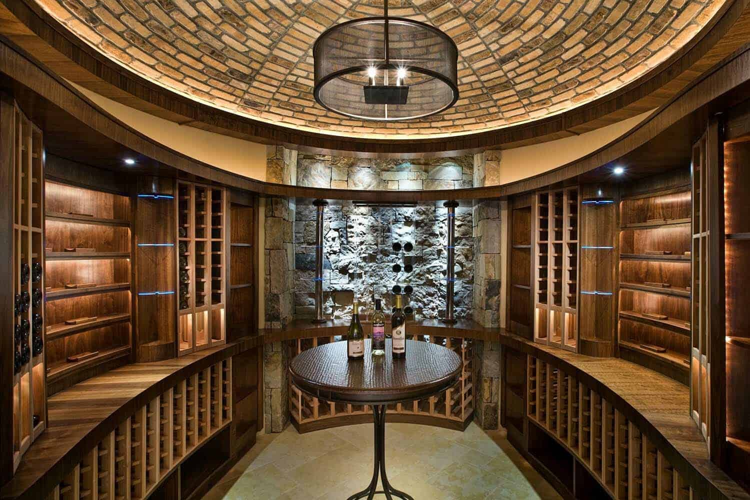 mountain-retreat-traditional-wine-cellar
