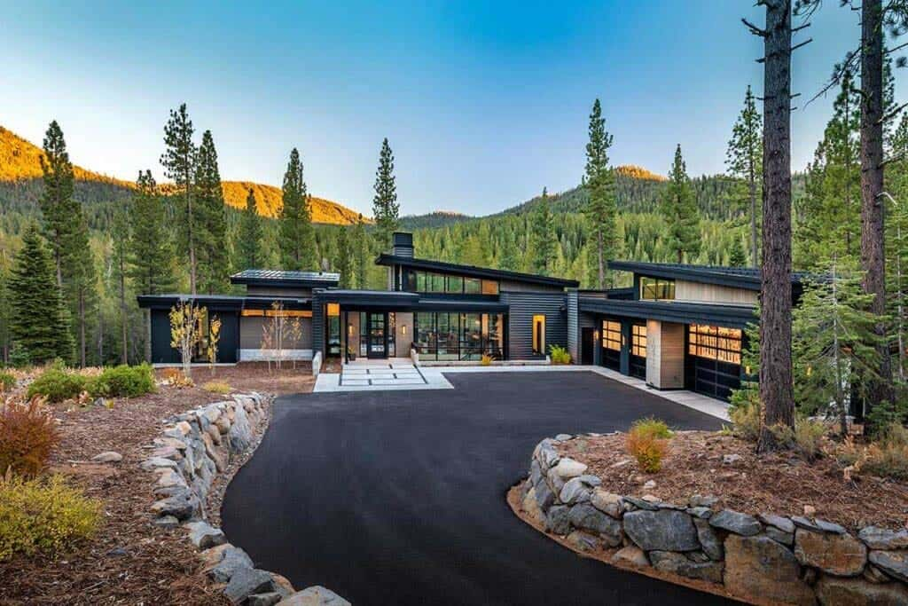 Woodland escape in Martis Camp offers decadent mountain living