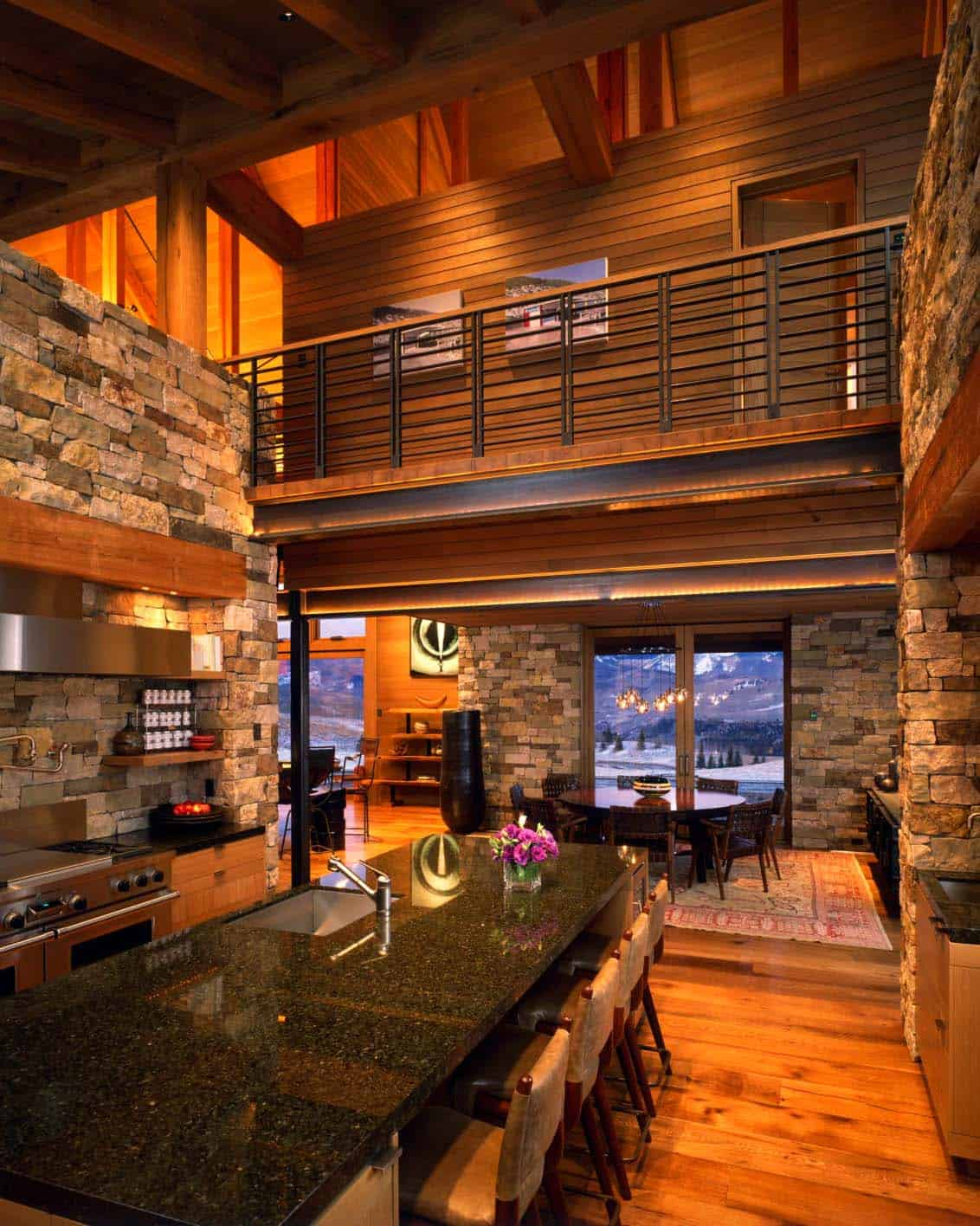 modern-rustic-mountain-home-kitchen