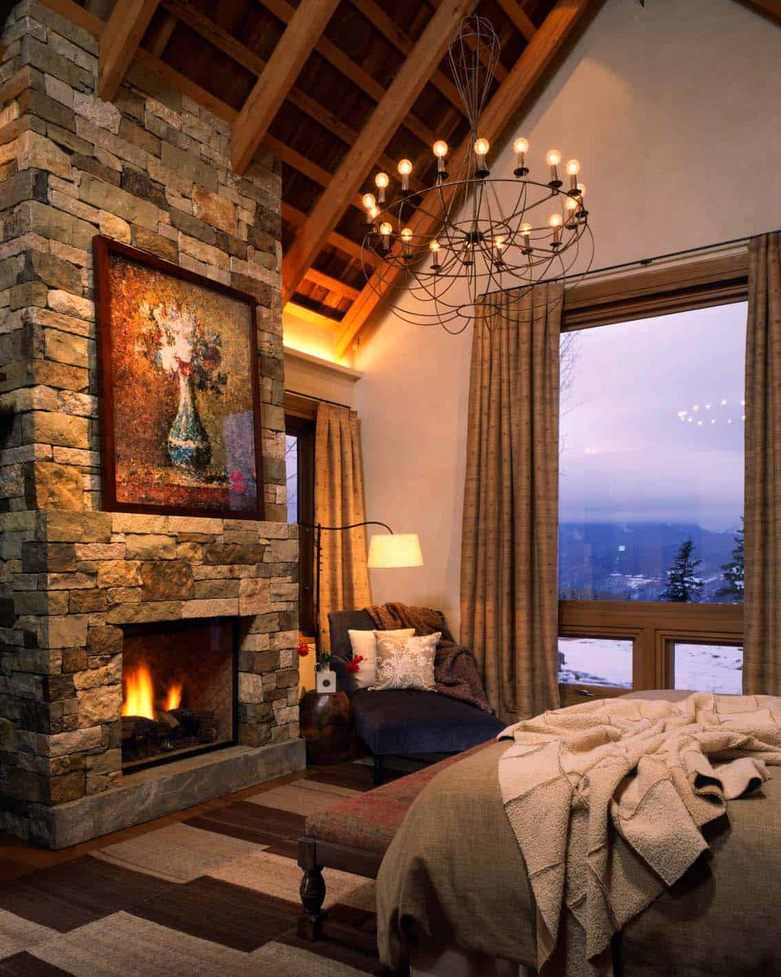 modern-rustic-mountain-home-bedroom