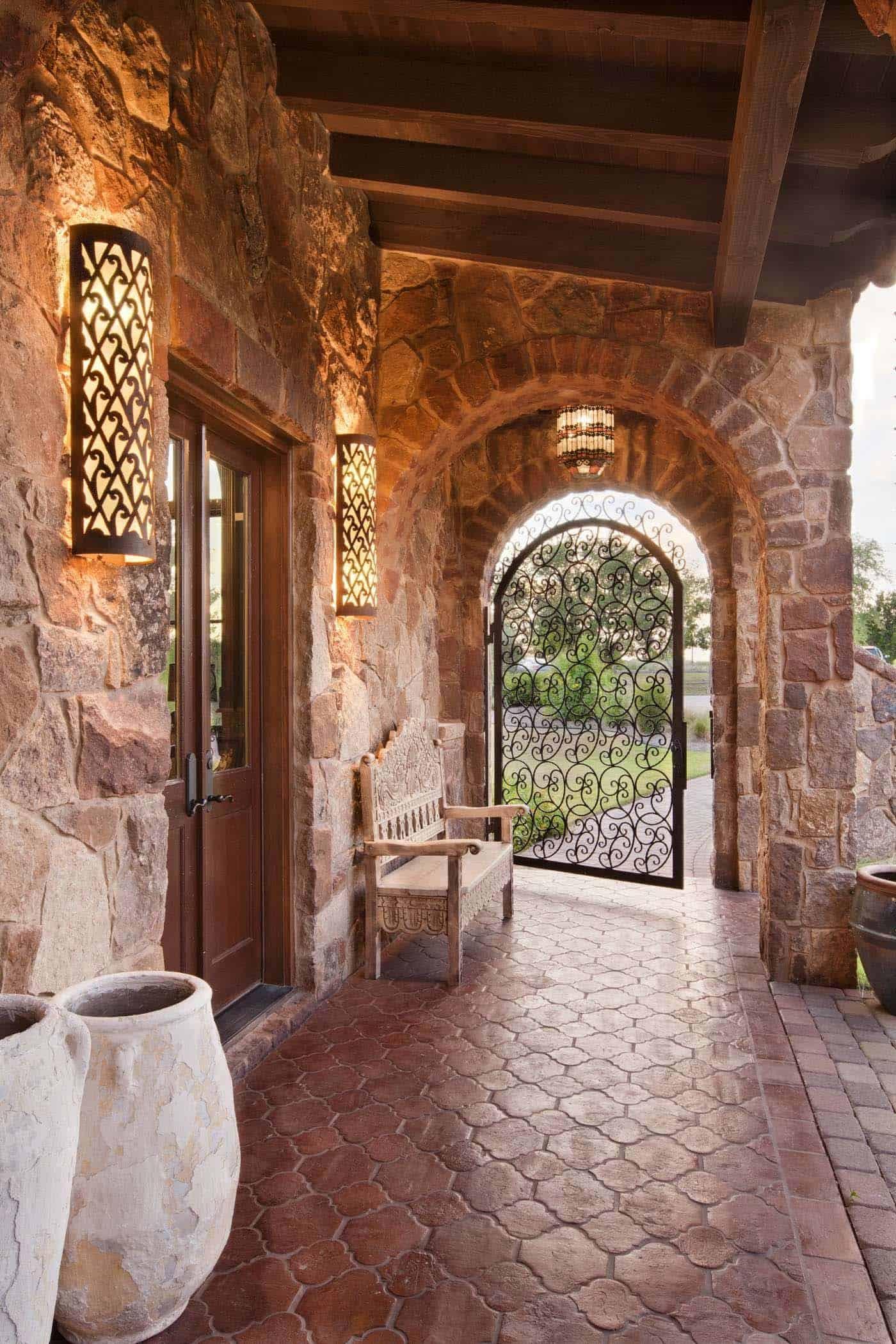 old-world-hacienda-mediterranean-entry