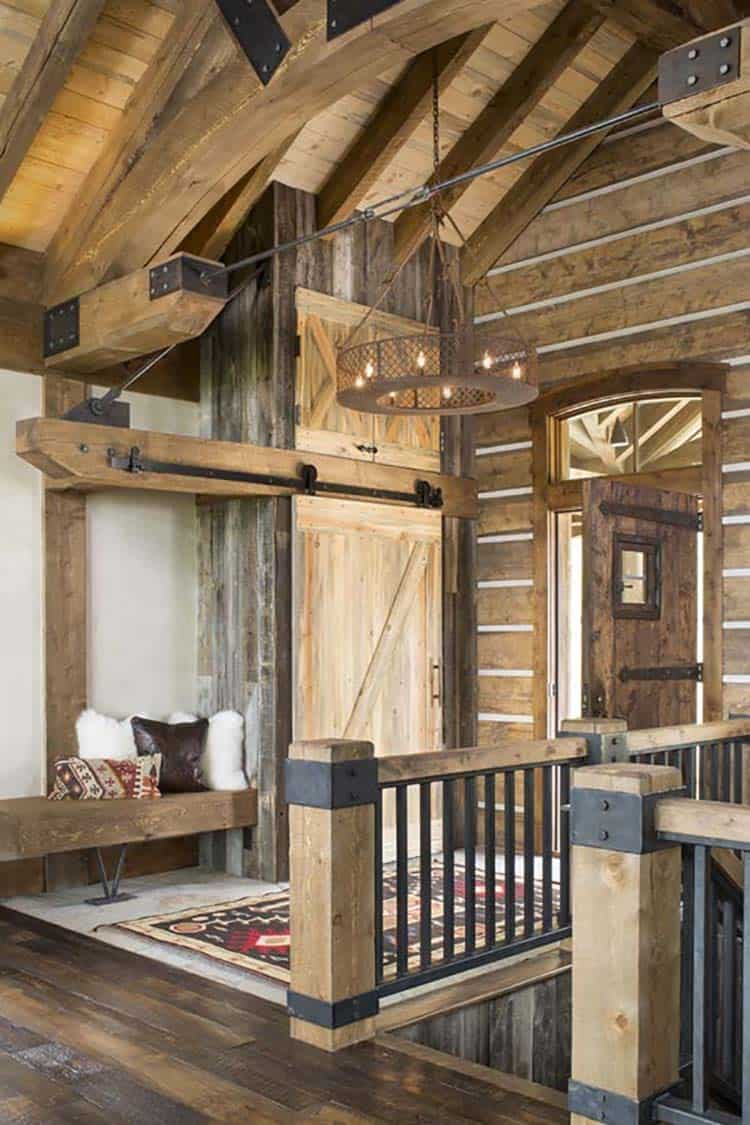 rustic-ranch-style-entry