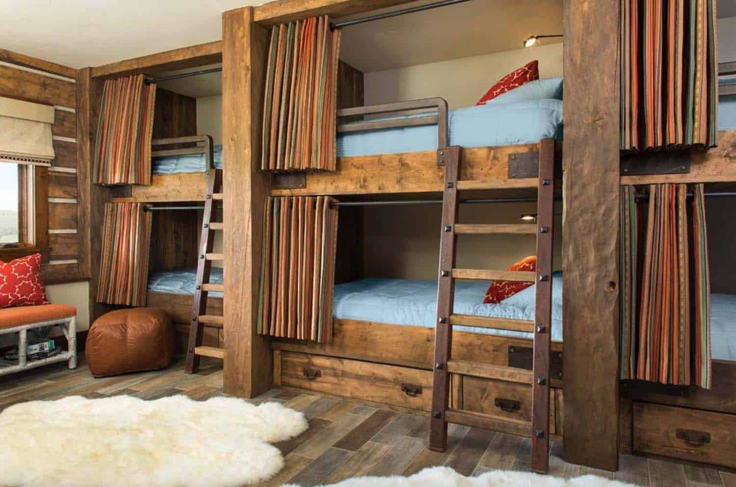 rustic-ranch-style-kids-bedroom