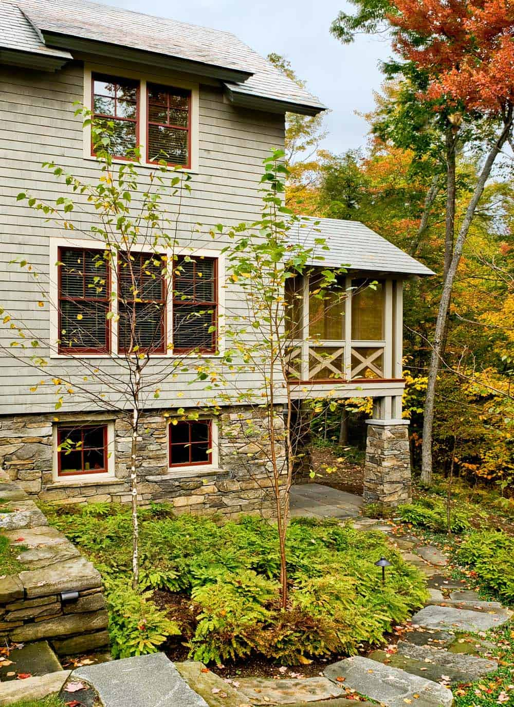 timber-framed-screen-porch-rustic-exterio