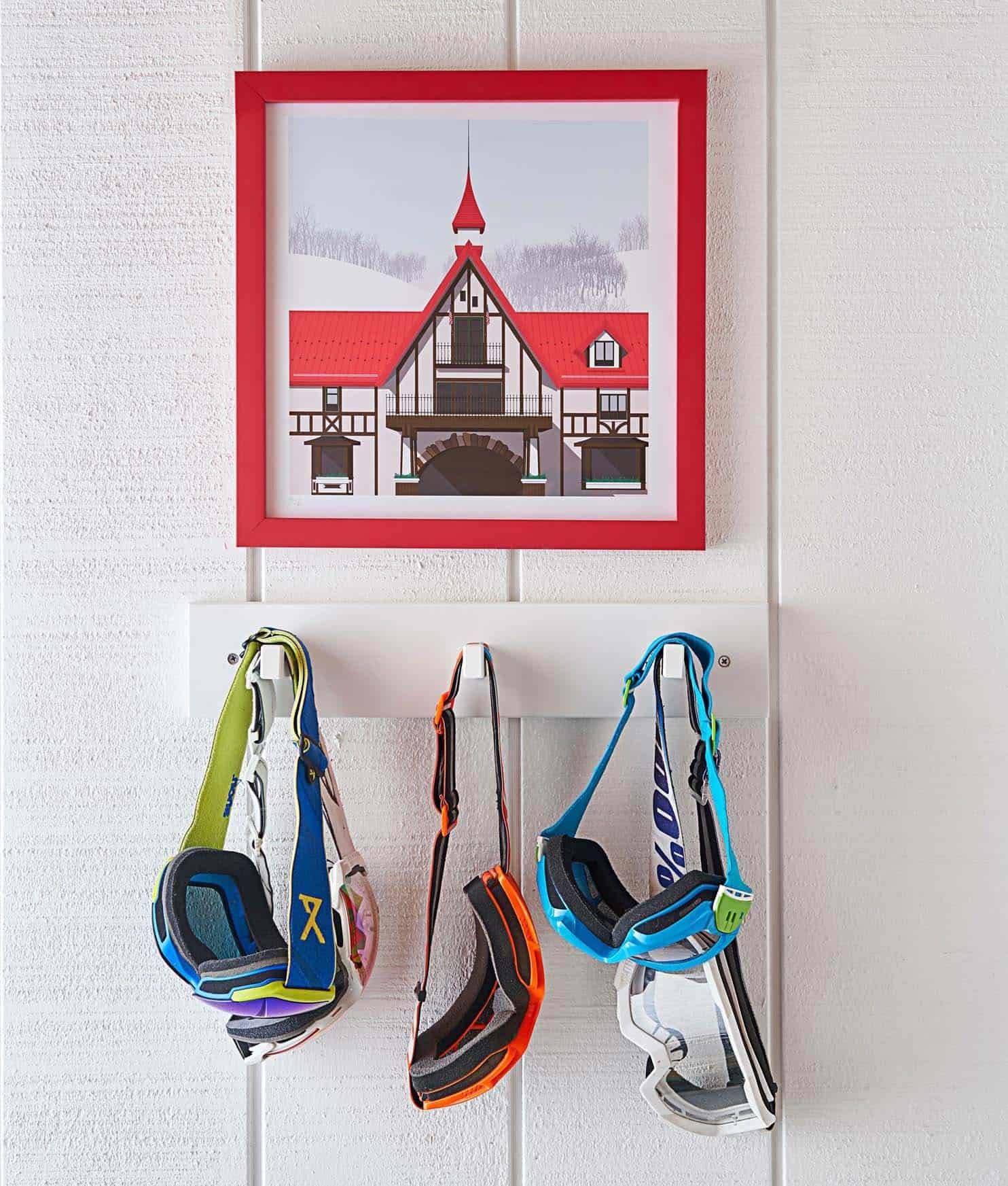 a-frame-cabin-ski-getaway-wall-art