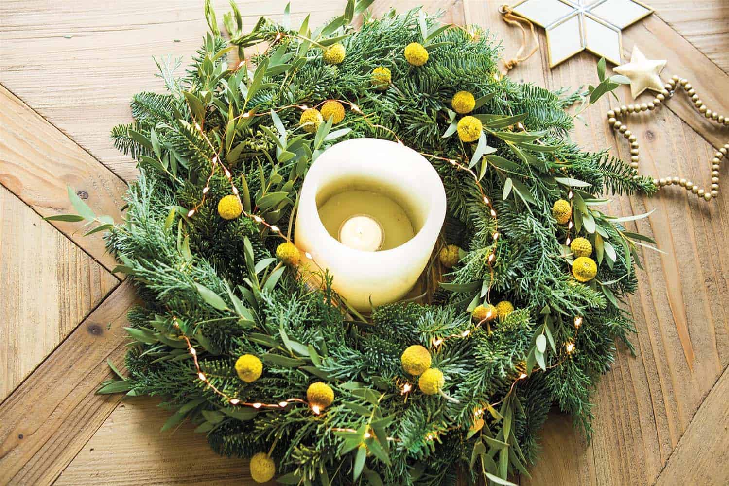 christmas-candle-wreath-holder
