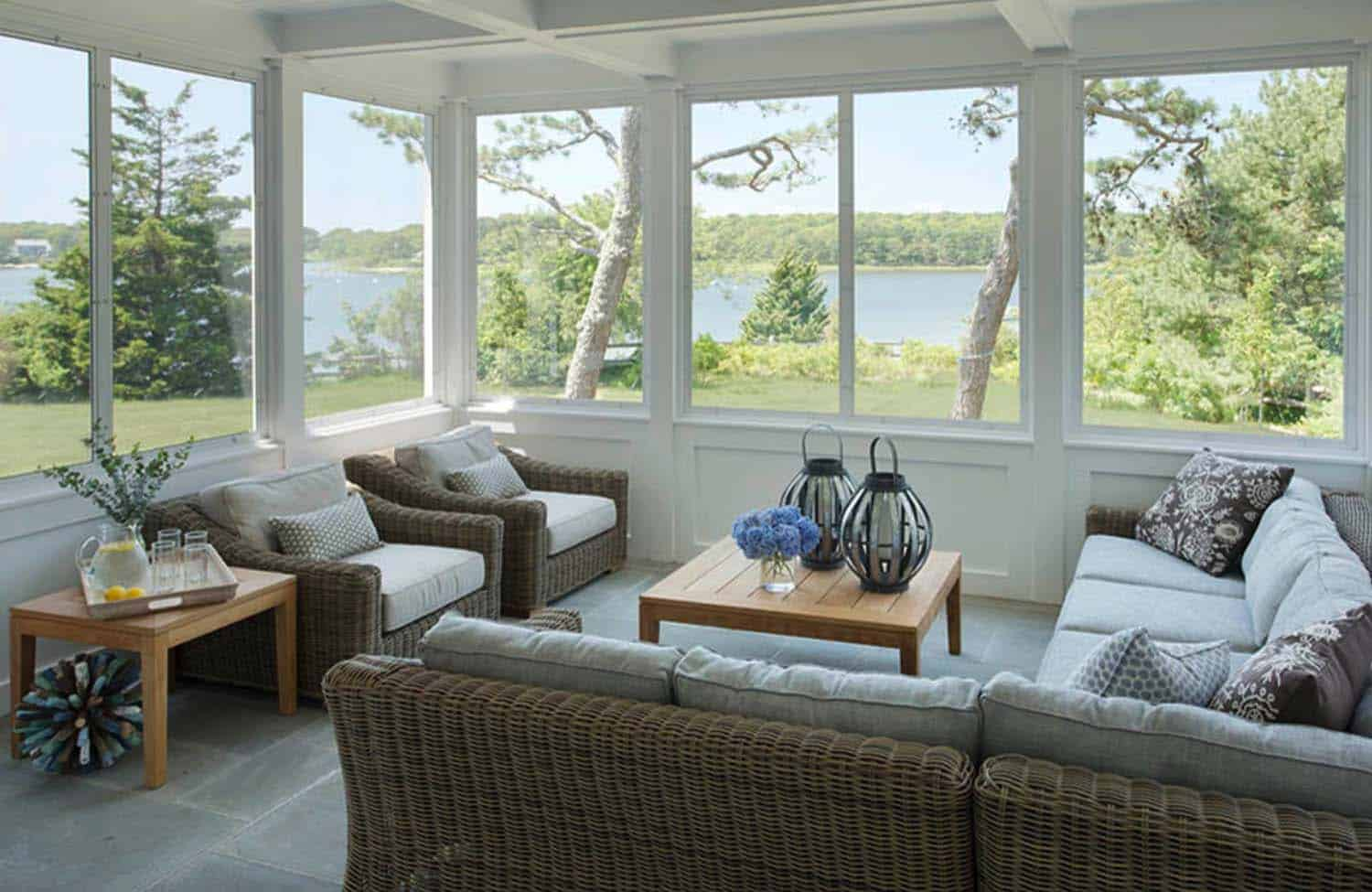 contemporary-cape-cod-sunroom