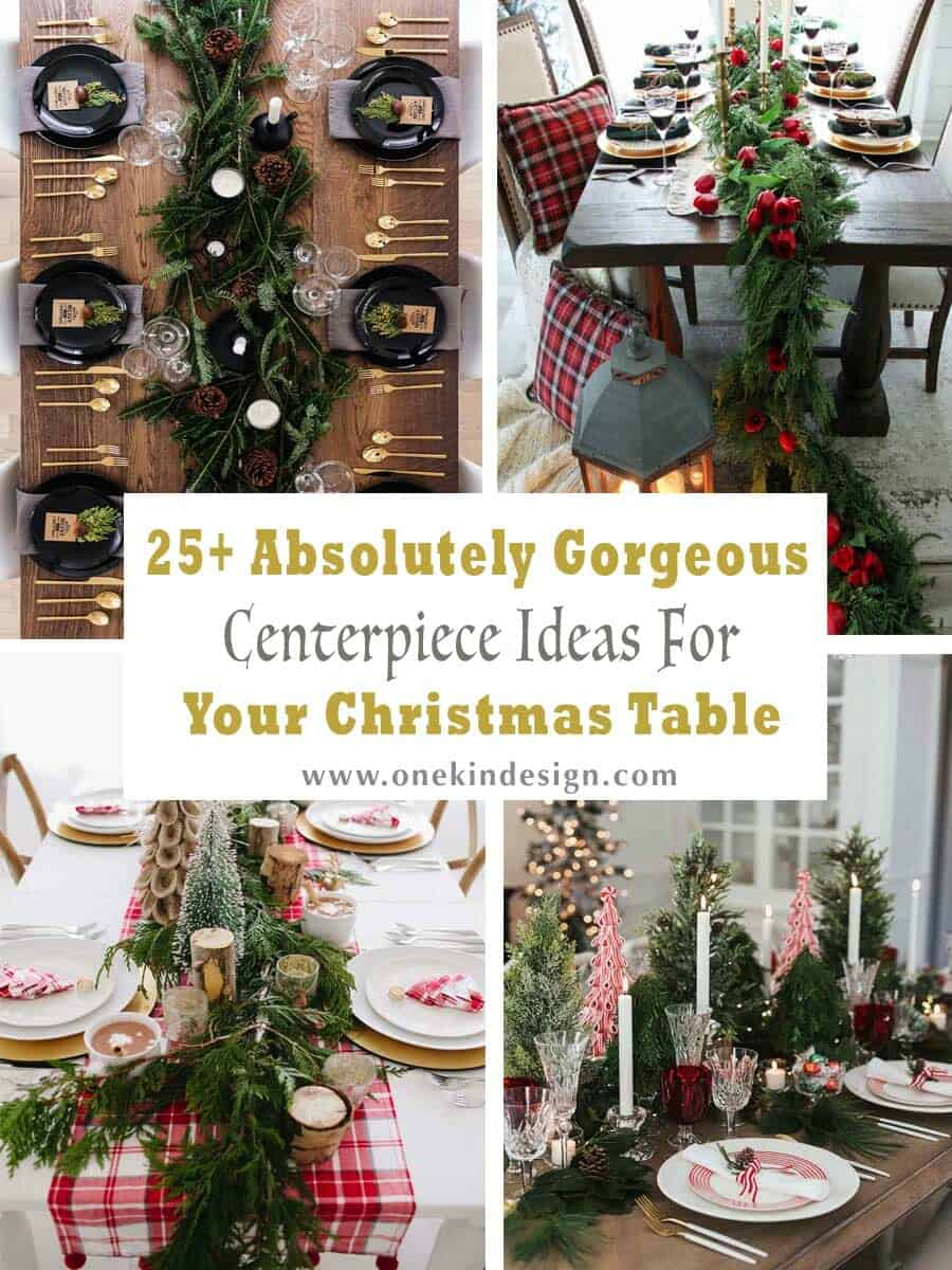 25 Absolutely Gorgeous Centerpiece Ideas For Your