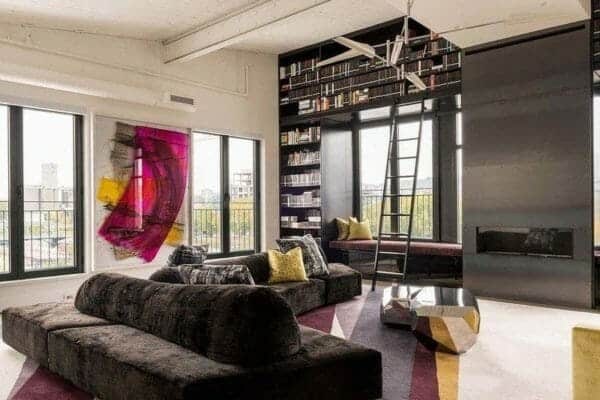 featured posts image for Sugar factory turned into 'sweetest' industrial-chic loft in Montreal