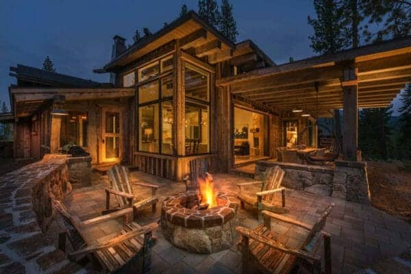 featured posts image for Mountain dwelling with a warm and inviting design in Martis Camp