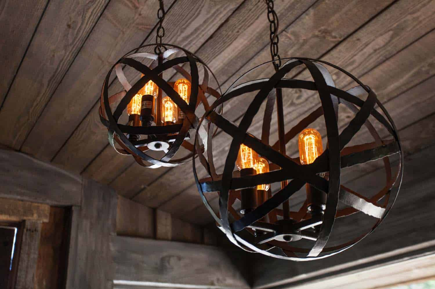 rustic-light-fixture