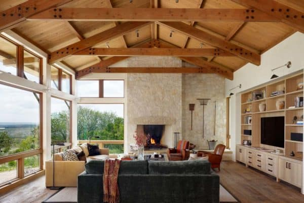 featured posts image for Fresh twist on the classic ranch style home in Texas Hill Country