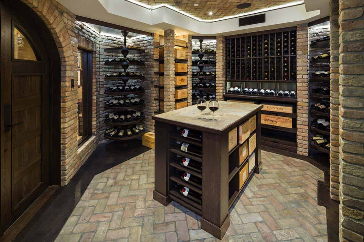 rustic-home-wine-cellar