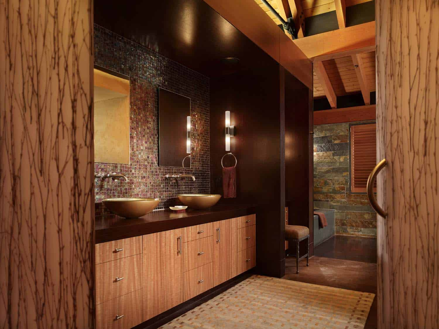 master-bath-rustic-bathroom