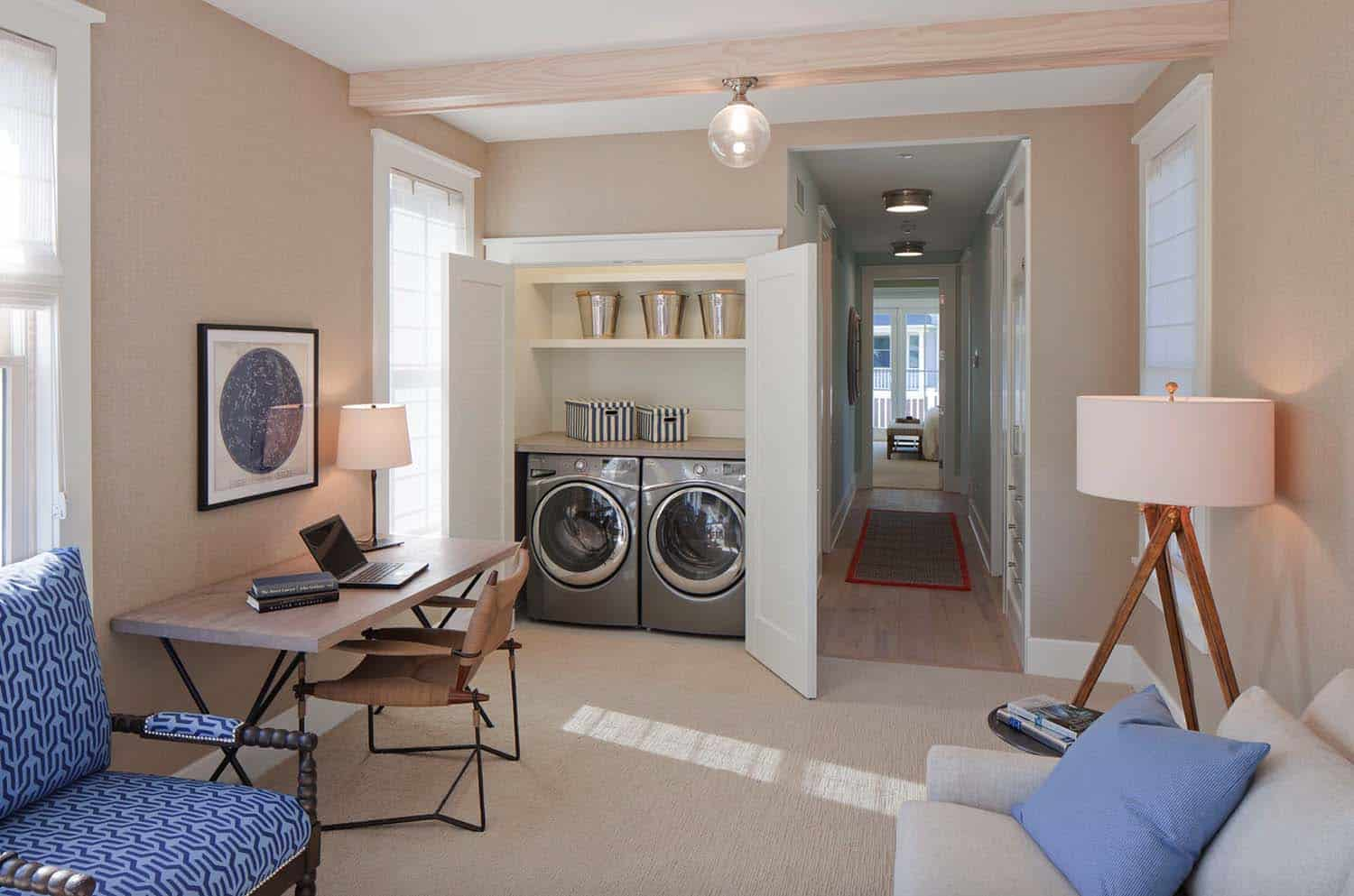 beach-style-cottage-laundry-room